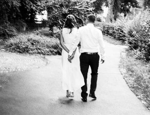 Zwei Singles weniger… eine Ehe mehr!